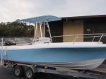 Fiberglass Repair or Rebuild Fiberglass Boat and Custom Hard Tops for Boats in Sarasota, Florida