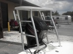 Aqua-Shade can Repair or Rebuild your Fiberglass Boat and Builds Custom Hard Tops in Sarasota, FL